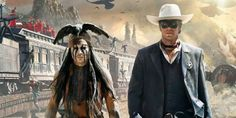 THE LONE RANGER - Watch a new In the Elements behind-the-scenes featurette and an End of the Line clip!
