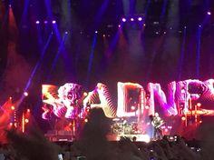 Muse Mainsquare2015 Muse, Rock, Concert, Skirt, Locks, Concerts, The Rock, Rock Music, Batu