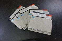 WANG Advanced Professional Computer System Disk Ver 2.50 - 1985 5.25 Media | Computers/Tablets & Networking, Vintage Computing, Vintage Parts & Accessories | eBay!
