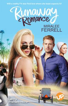 Its a Wonderful Movie - Your Guide to Family and Christmas Movies on TV: Runaway Romance - an UP TV Movie starring Danielle Chuchran & Trevor Donovan!