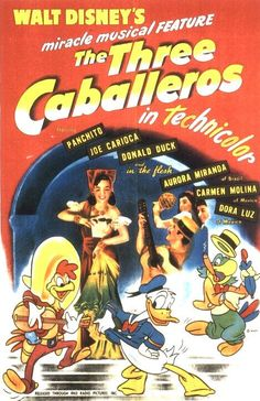 1944: The Three Caballeros
