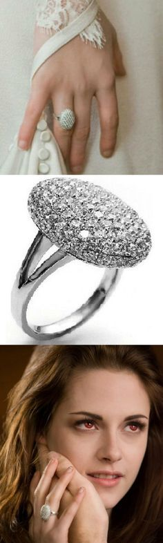 Twilight The Breaking Dawn Bella Wedding Ring! Click The Image To Buy It Now or Tag Someone You Want To Buy This For.  #Twilight
