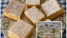 """Koláč """"Gumkáčik"""": Verte, toto je najúžasnejší tvarohový koláč pod slnkom – nesmierne šťavnatý a chutný! Cornbread, Protein, Food And Drink, Ethnic Recipes, Cakes, Food And Drinks, Food Food, Millet Bread, Cake Makers"""