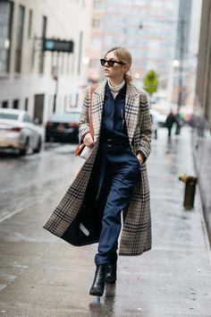 Street style: New York Fall/Winter 2017-2018 Fashion Week 76