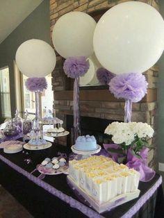 Sweet tooth table #babyshowerniña