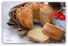 Pan blanco de cerveza ~ Recetas con Mimo