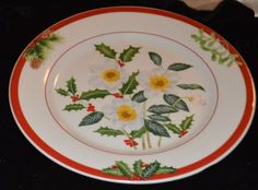 Christmas-Flower-Holly-mistletoe-American-Atelier-Holiday-Floral-Stone-Dish