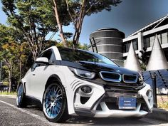The BMW i3 is already getting some crazy tuning!