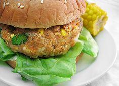 Shrimp Burger | Ezra Pound Cake