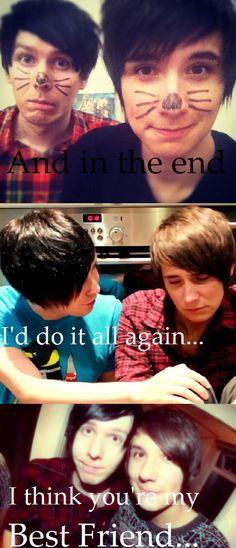 Dan and Phil - The Kids Aren't All Right - Fall Out Boy