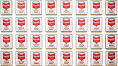 campbell's soup cans - Google Search