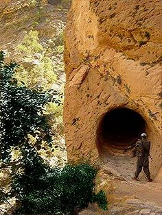 """STAR GATES: Recent discoveries Deep in the mountains of Kurdistan laid in caves for thousands of years here as one of the oldest civilisations known to man. """"The Persian legend has it that of those young men who were saved from the voracity of the monster ZOHAK of the Persian mythology, which were fed upon human brains?? Read more: http://www.utaot.com/2012/12/23/kurdish-freedom-fighters-discovered-ancient-places-and-artifacts/"""