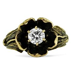 The Marin Ring from Brilliant Earth - I think I've already pinned this ring once, but it is just so DARLING!  Is it not?