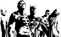 Justice League by Jae Lee