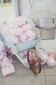 did someone say cotton candy? yum!