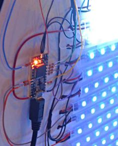 OctoWS2811 is a high performance WS2811 LED library (Teensy 3.0)