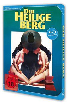 """Das Artwork der Blu-ray """"Der Heilige Berg"""" aka """"The Holy Mountain"""" von Alejandro Jodorowsky. Auf DVD & Blu-ray erschienen."""