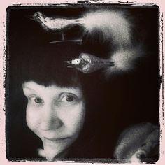 Vihoviimeinen #joulukoriste otos tänään 14/11. #hopealinnut lentävät kohta laatikkoon