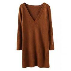 Cocoa Slouch Cardigan ($17) ❤ liked on Polyvore featuring tops, cardigans, slouchy cardigan, brown tops, slouchy tops и brown cardigan