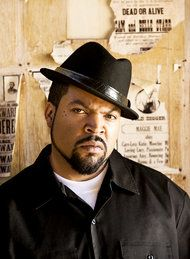 Just another pic of Ice Cube from the NY Times article where he pays tribute to early midcentury design icons Charles and Ray Eames.  Look at 'em, meanmugging folks. Pimp!