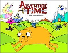 It's Adventure Tiiiiiiiiiime!