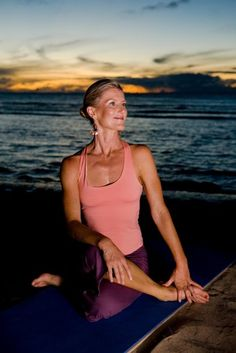 Shiva Rea on Yoga & Chakras Loved and Pinned by www.downdogboutique.com to our Yoga community boards