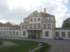 Schloss Fürstenried in München, Bayern