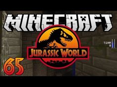 """Minecraft: Jurassic World - Ep. 65 - """"Finding the Stronghold!"""" (Rexxit Modpack) - YouTube"""
