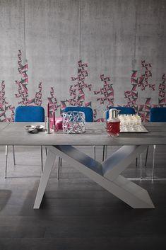 YumanMod Wonder Concrete Extendable Dining Table | AllModern