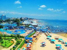 Vung Tau coastal city, Vietnam