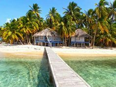 Baboon Cay, Caribe Nicaragüense.