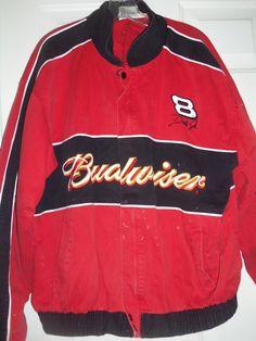 Dale Earnhardt Jr.  Budweiser Jacket