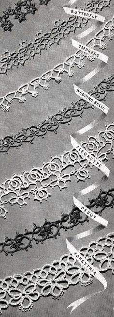The Art of Vintage Tatting Free Tatting Patterns - Vintage Patterns Dazespast Blog