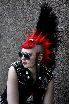Death Hawk, death rocker