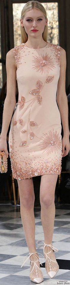 Georges Hobeika Couture Spring 2016 women fashion outfit clothing style apparel @roressclothes closet ideas