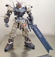 1/60 Gundam Astray - Custom Build