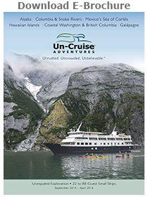 2014 Un-Cruise Adventures Brochure