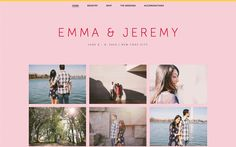 Creating a Wedding Site (Workshop) — Help and Customer Care - Squarespace