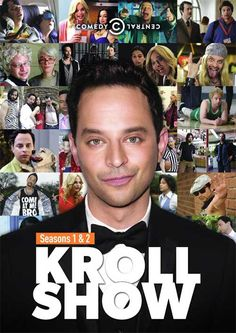 KROLL SHOW SEASONS ONE & TWO DVD Contest