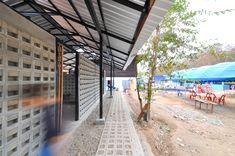 Gallery of Baan Arn Dao / AKU ASA Volunteer 13 - 8