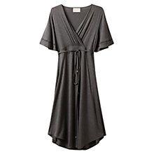East Kimono Sleeve Jersey Dress,