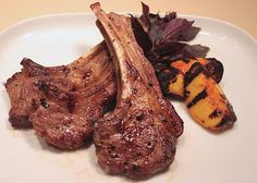 Sous Vide Lamb Chops with Garlic Herbed Butter Recipe. This is hands down one of the tastiest dishes Ive made so far via sous vide, and to top it off, its ...