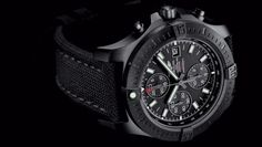Colt Chronograph Automatic Blacksteel - Breitling - Instruments for Professionals