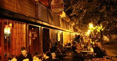 """PAWILONY. Right next to Patchwork Hostel! Once occupied by craftsman """"Pawilony"""" now serves as the heart of Warsaw's nightlife with so many options to choose from. With over 20 pubs in such a small area the place is bustling with young people ..."""