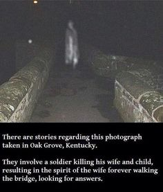 These photos were just some pictures taken by family and friends until the snaps came out and they noticed something creepy in them. Be it a smoky figure or a face or an arm coming out from somewhere, these photographs are by far the creepiest I've come across. I had heard you can capture ghostly figures on camera and now, I've seen the proof. It's unbelievable and I hope they aren't real.