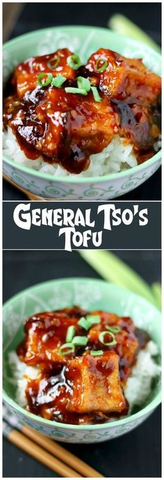 General Tso's Tofu will have you forgetting about the meat and devouring dinner! This is the BEST vegetarian version of the famous General Tso's dish. dinner tofu 26 Recipes That Will Make You Love Tofu Vegetarian Recipes Easy, Veggie Recipes, Asian Recipes, Whole Food Recipes, Cooking Recipes, Healthy Recipes, Best Tofu Recipes, Tofu Dinner Recipes, Chicken Recipes