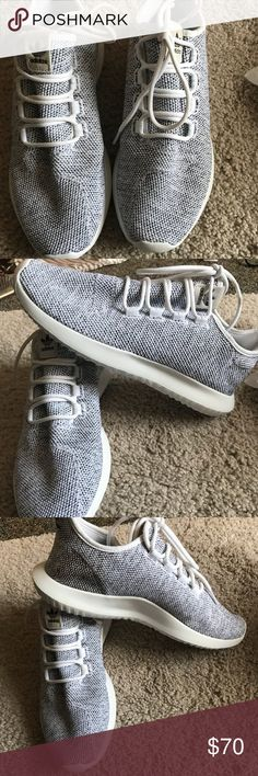 White adidas shoes size 9.5 women's White adidas shoes. Worn 5 times. Do not want anymore. 9.5 women's adidas Shoes Sneakers