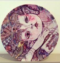Del Kathryn Barton Plate from Heide ---want