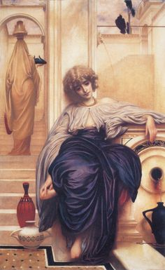 Frederic Lord Leighton - Lieder ohne worte (Songs without Words) (1860-1861)
