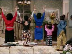 Cosby Show - (Night time Is) The Right Time (1985) Haha! this is from one of my favorite episodes..
